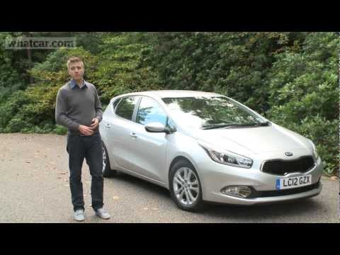 2012 Kia Ceed review - What Car?