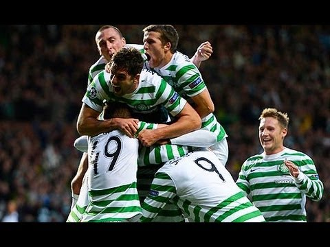 Celtic - A tribute to Celtic FC Champions League champaign in the 2012-13 season. A fantastic achievement, with the 2-1 victory over Barcelona as the biggest highligh...