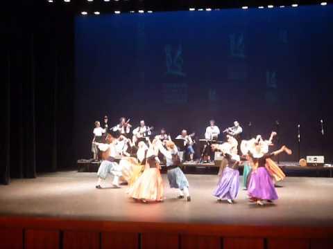 Jota d'Algaida - Escola de Música i Danses de Mallorca al Teatre Principal de Palma