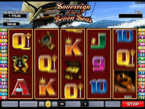 Sovereign Of The Seven Seas Slot