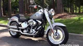 9. 2015 Harley Davidson Fat Boy Motorcycles for sale Crestview Fl