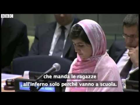 Premio Nobel per la pace a Malala Yousafzai, una soultrotters per il 2015