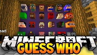 Minecraft Guess Who 2! (Minecraft Guess Who Mini-Game) #5 w/Mitch