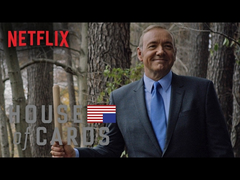 Frank Underwood Digs Up the Dirt in the Latest  House of Cards