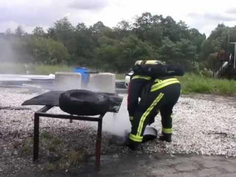 BacPac extinguishing tyres: