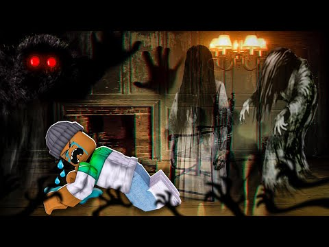Roblox's most scary game