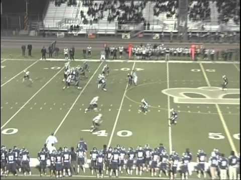 Vernon Adams Jr. (#9) High School Highlights video.