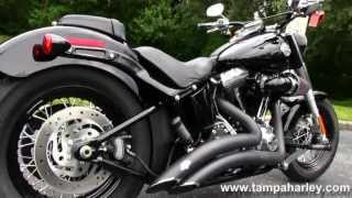 7. Used 2013 Harley Davidson FLS Softail Slim Motorcycle for Sale