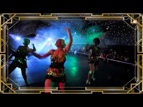 Gravity - Can Can Dancers - Gatsby Production