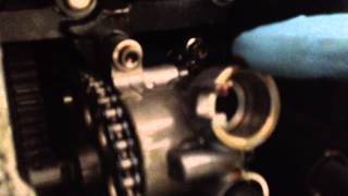 8. 2007 Yamaha FZ6 engine ticking noise