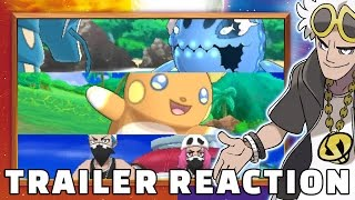 POKEMON SUN & MOON NEW POKEMON, ALOLAN FORMS AND TEAM SKULL! Trailer Reaction w/ TheKingNappy! by King Nappy