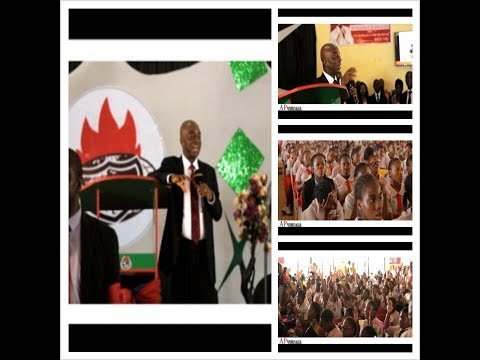 Bishop David Oyedepo's Visit To Faith Academy. Asaba