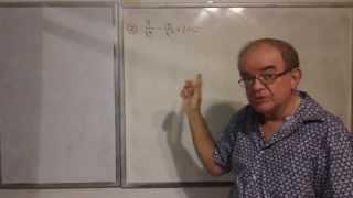 Algebra Intermedia - Lección 39 - B (resolviendo Ecuaciones De Tipo Cuadrático)