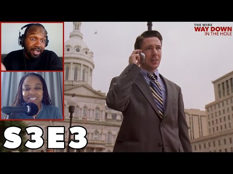 The Politics of Tommy Carcetti: The Wire, Season 3, Episode 3 With Van Lathan & Jemele Hill