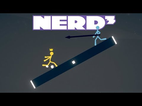 Nerd³ and Matt Play Every Early Flash Animation - Stick Fight: The Game - 23 Jan 2018 (видео)