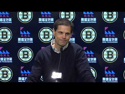 Video: Don Sweeney Addresses Tuukka Rask's Excused Absence From The Bruins