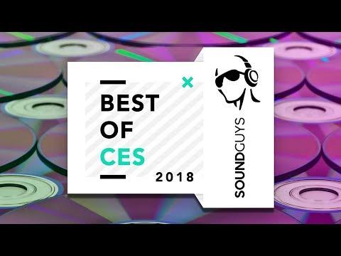 Best of CES 2018 (видео)