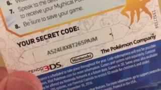 this is one of two videos of the last of our Arceus codes. These expire today so hurry and grab them :)  Remember: Code only works once, First come first serve. Please if you have redeemed a code already, please give the chance to redeem to others. if you are new to our channel, please give a comment below and subscribe for a chance to win these codes. We will add your friend code; here are ours below:1092-1871-0071 JustBird3712-1133-8578 Joy