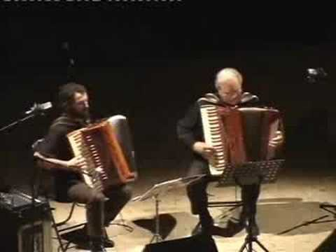 Jazz Accordion Duo - Marocco & Zanchini play Yesterdays