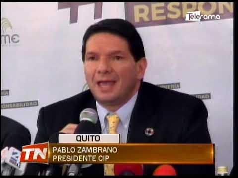 Sector productivo rechazó posible consulta antiminera en Azuay
