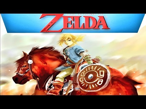 the legend of zelda wii u video