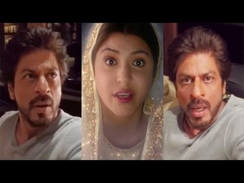 Anushka Sharma GATECRASHED ShahRukh Khan's MANNAT,