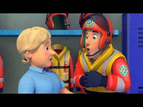 Fireman Sam full episodes HD | The Pontypandy Cup - Penny Morris underwater saves 🚒🔥Kids Movie