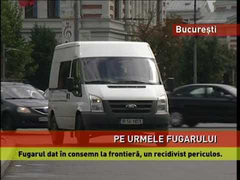 Șoferul fugar care a lovit cinci mașini în București, un recidivist periculos
