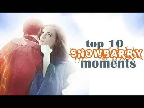 Top 10 SnowBarry Moments || Barry & Caitlin (700+)