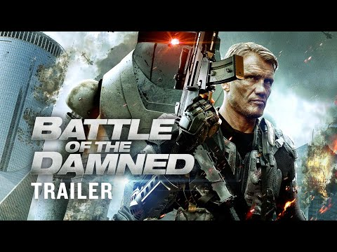 Battle of the Damned - Trailer | Dolph Lundgren Action Zombie SciFi