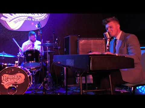 DYLAN KIRK & THE KILLER COMBO Red Cadillac & A Black Moustache HEMSBY 61 Oct 2018