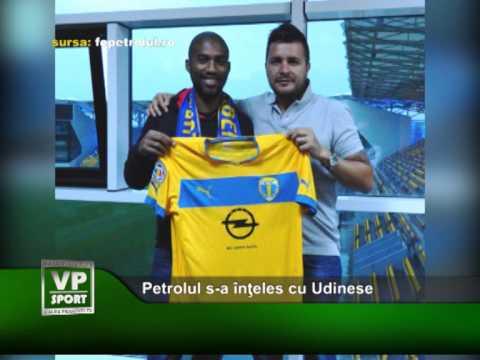 Petrolul s-a inteles cu Udinese