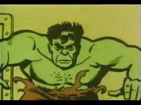 Incredible Hulk - A Titan Rides the Train