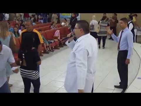 IIGD SEDE REGIONAL DE SAO JOSE DOS CAMPOS:PASSANDO PELO MAR VERMELHO...