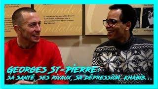Download Video Interview Georges St-Pierre : enfin guéri, Khabib, ses rivaux, sa dépression | #PodcastLaSueur MP3 3GP MP4
