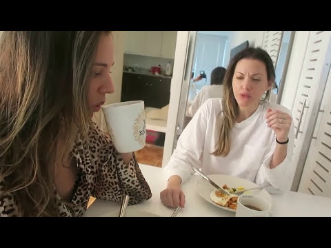 MORNING ROUTINE     married couple