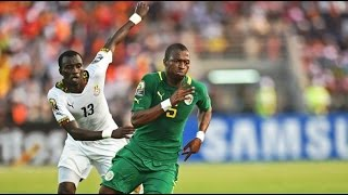 Senegal defeats Ghana 2 to 1 in the 2015 Africa Cup Of Nations -EQUATORIAL GUINEA 2015. Ghana was no match for Senegal.