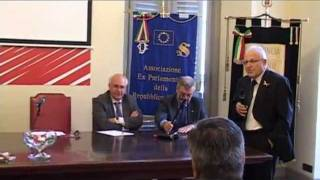 Cerimonia per i 150 anni dell\'Italia - Servizio televisivo