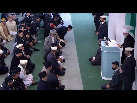 Friday Sermon: Khalifatul Masih II: Pearls of Wisdom