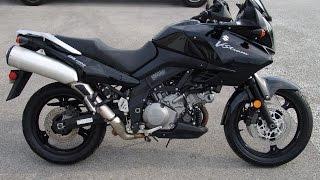 9. 2005 Suzuki V Strom DL1000 Black