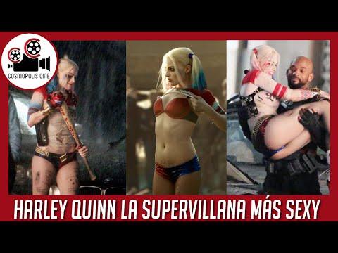 Harley Quinn La Supervillana Mas Sexy de DC