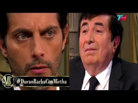 Mirá el fuerte cruce entre Joaquín Furriel y el asesor de Macri en lo de Mirtha