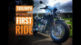 10. 2018 Triumph Speedmaster Review