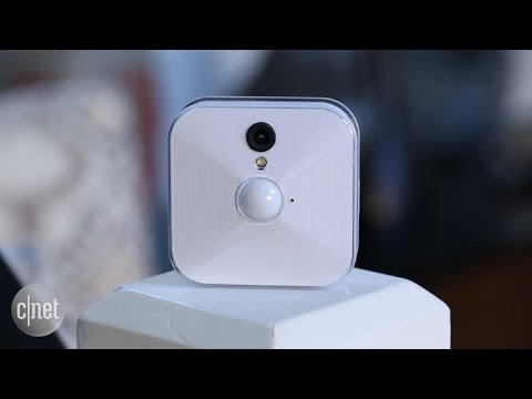 The battery-powered Blink camera doesn't go the distance