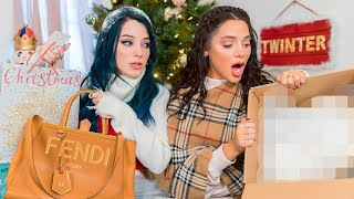 Opposite Twins Luxury Gift Exchange by Niki and Gabi
