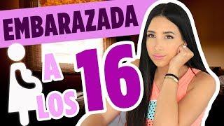 EMBARAZADA A LOS 16 - NUNCA LES HABIA CONTADO... STORYTIME | Mariale