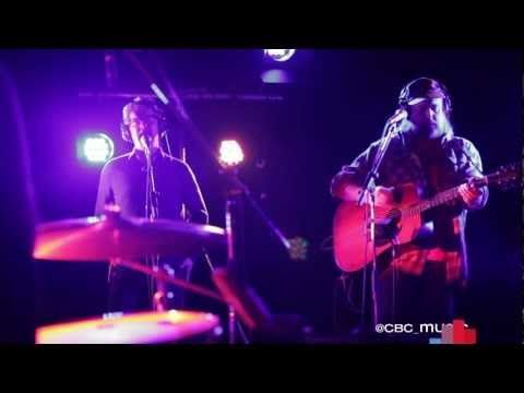 """Skydiggers – """"The Herd"""" (live @ CBC)"""