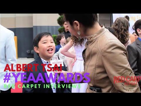 Albert Tsai #DrKen at The Young Entertainer Awards at Universal Studios Hollywood #YEAAwards