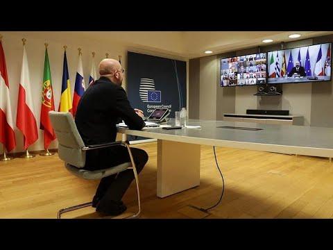 Διάσταση για το κορονο-ομόλογο στο Ευρωπαϊκό Συμβούλιο…