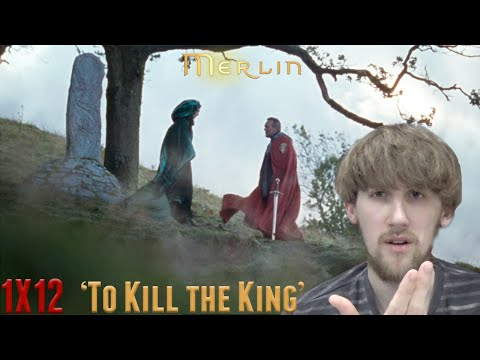 Merlin Season 1 Episode 12 - 'To Kill the King' Reaction